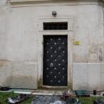 032c dveře do zakristie