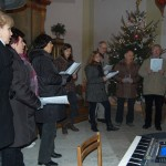 038ť Vánoční zpívání