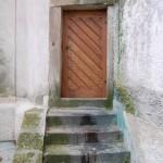 040 dveře do věže