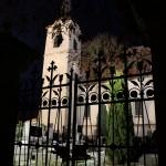 Noční fotky kostela 2012