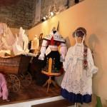 Výstava oděvů 24.8.2013