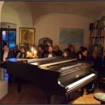 Advetní podvečer s T.Medveckou 13.12.2014